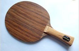 2019 toalhas de tênis de mesa STIGA Rose 7 raquete de tênis de mesa / lâmina de pingpong / bat / base / ping pong remo para ténis de mesa de borracha / punho longo ou curto