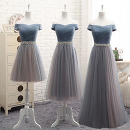 A-Line Cinco Projetos Vestidos de Dama de Honra Fora do Ombro Plissados Cintos Frisados Elegante Dama De Honra Vestidos vestidos madrinha de casamento de Fornecedores de azul marinho bling vestidos de dama de honra