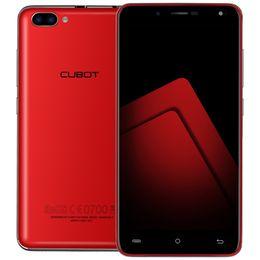 Wholesale Rainbow French - Wholesale 3G Smartphone 5.0 Inch Android 7.0 Quad Core 1GB RAM 16GB ROM Dual SIM 2350mAh GPS CUBOT Rainbow 2