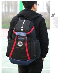 Wholesale Usa Arts - Men Women Outdoor Bags Packs Backpack Olympic USA Team normal version Large capacity Gym sports bag travel bag shoes bag basketball Backpack