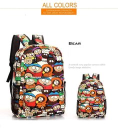 Wholesale Wholesale Price Diaper - Backpack Canvas Shoulder Bag Backpacks Diaper School Bags Korean 7 Style School Rucksack Deuter Backpacks Student rucksack Factory Prices