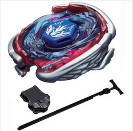 Wholesale Free Style System - 8pcs lot Free Shipping DHL 31 Style Choose Beyblade Big Bang Pegasis F:D BB 105 4D System + Light Launcher