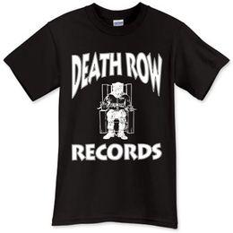 2017 новый мужской футболка новый Death Row Records черный футболка Футболка футболка Футболка футболка размер S M L XL 2XL 3XL от Поставщики apple latest