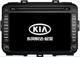 Wholesale Dvd Kia Carens - Car Dvd Gps for kIA NEW CARENS 2013+ steering wheel control+ free map+ipod+ phonebook+bluetooth music