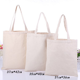 Wholesale Professional customized advertising handheld shopping hand bag Blank spot cotton canvas bags can be printed Logo