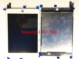 Wholesale Ipad Mini Lcd Screen Replacement - OEM A quality For iPad mini 4 LCD Display Touch Screen Digitizer Complete Assembly Replacement No Dead Pixel by DHL EMS