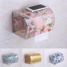 Wholesale Roll Paper Box - Wholesale- Modern Acrylic Tissue Box, Creative Plastic Tissue Holder, Tissue Dispenser at Bathrooms TB008