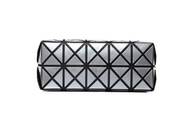 Wholesale Colored Clutches - Wholesale(10 pieces)!! Korean fashion fold geometry Quilted Clutch bag Variety women candy colored bags makeup bags