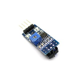 Wholesale Ir Photoelectric Switch - TCRT5000 Infrared Reflective IR Photoelectric Switch Barrier Line Track Sensor Module For Arduino
