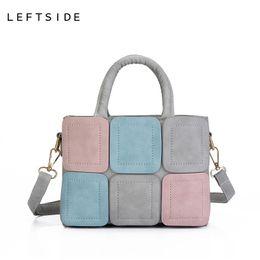 5de452800fe Shoulder Messenger Bag Stitching Online Wholesale Distributors ...