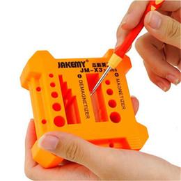 tarjeta sim utilizada Rebajas Magnetizador Desmagnetizador Destornillador Pinzas Herramienta de recogida magnética para acero Destornillador Cuchillas Pinzas Herramientas de mano Herramientas de metal