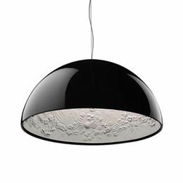 Modern Minimalism FRP Resin Material Foyer E27 LED Pendant Light Marcel Wanders Internal Pattern Skygarden Led Hanging Light