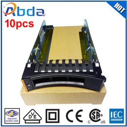 Wholesale Sas Server Hdd - Wholesale- DHL Fedex Free Shipping New 44T2216 X3650 2.5 inch Sff SAS SATA HDD Hard Disk Bracket Tray Caddy For IBM Server