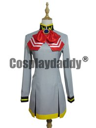 Wholesale Twin Set Dresses - Twin Star Exorcists Mayura Otomi Girls Dress Set Cosplay Costume