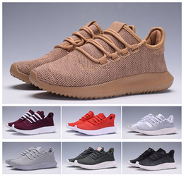 Wholesale Designers Sneakers - Wholesale New Colo Tubular Shadow 3D Breathe Classical Men Women Sneakers Shoes Cheap Breathable Casual Walking Designer Trainers Shoes 5-10