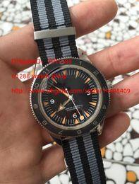 Wholesale Master Ceramics - Top Quality Men's Mechanical Ceramic Bezel Watch Men Master James Bond Axial Skyfall Spectre 007 Fabric Mens Nylon Strap AAA Watches