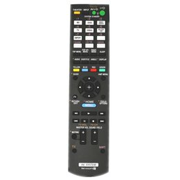Wholesale audio av receiver - Wholesale- RM-AAU072 Theater AV SYSTEM Receiver Remote Control RM-AAU071 For Sony AV STR-DH830 HT-SS370 HT-SF470 STR-KS370