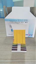 Wholesale Test Measurement - Wholesale- 100 pcs PH Meters PH Test Strips Indicator Test Strips 1-14 Paper Litmus Tester Brand New Measurement & Analysis Instruments