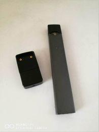 Wholesale Electronic Cigarettes 1pcs - 1PCS Retail Newest Juul Starter Kit Vape Pen Juul Vaporizer Kits with 4 Flavors or Empty Cartridges Electronic Cigarettes Disposable eCigs