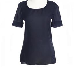 Wholesale Latest Tops Blouses - 9 Colors 2017 Latest Chiffon Blouse Summer Korean Shirts For Women Puff Sleeve Lady Loose Top S-2XL Slim Plus size Blouses White Black