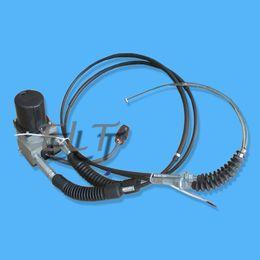 Экскаватор Като HD820 HD800-7 HD1250-7 дроссельной заслонки двигателя губернатор мотора 709-45000004 акселератора мотор от