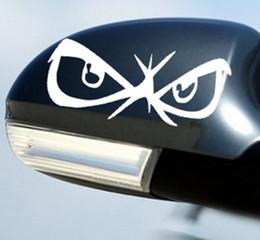 Автомобиль Зеркало Заднего Вида Наклейки Мини Наклейки Улыбающееся Лицо Глаза Животных Музыкальный Символ Pattern Ствол Смешные Мода Малый Размер от Поставщики стикер для глаз