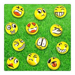 le sfere di stress liberano il trasporto Sconti All'ingrosso Emoji Faces Balls Mini Morbido PU Fidget Ball Divertente Sprots Balls Fidget Stress Noverty Balls Giocattoli Giocattoli Decompressione Spedizione Gratuita