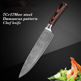 Cuchillo Chef alta quali, 8