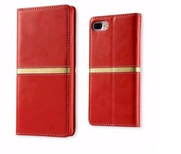 Wholesale Book Holder Phone Case - Book Leather Folio Mobile Phone Case Cover Flip Wallet Case Pouch Card Holder Stand for iphone 5s