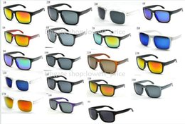 Wholesale Holbrook Sun - Hot Selling 10pcs holbrook SunGlasses For Men Summer Shade Protection Sport Sunglasses Men Sun glasses 19Colors