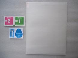 Protecteur d'écran trempé lenovo en Ligne-Vente en gros-10pcs verre trempé Film pour Lenovo YOGA onglet 3 Pro 10 X90 X90L X90F YT3-X90L YT3-X90F protecteur d'écran de la tablette + lingettes de nettoyage