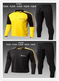 Wholesale Soccer Tracksuit Free Shipping - top quality soccet jacket kids 2017 2018 Dort jackets kits 17 18 REUS AUBAMEYANG PULISIC DEMBELE tracksuit jacket Sweatshirt free shipping