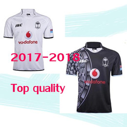 Wholesale Fast Drying - 2017 world cup fiji Rugby jersey Sevens Olympic Shirt 2016- Fiji 7's Jersey new seanson jersey fast shipping