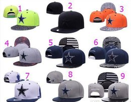 Wholesale Top Quality Ball Caps - Album Offered 100% Top Quality 2016 Newest Cowboys Dallas Snapbacks Cap Adjustable Baseball Caps hip hop Hat Summer Fashion hats Snap back