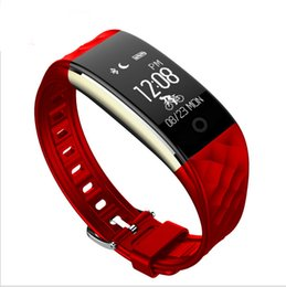 Wholesale Monitor Dynamics - S2 dynamic heart rate monitoring sleep movement step step Bluetooth wear reminder smart bracelet phone information reminder