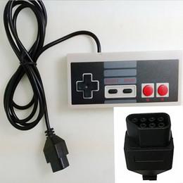 2017 NUEVO Controlador para Mini NES 1.5M 2017 controlador de estilo Consola del controlador de juegos gamepad joystick para Nintendo nes classic mini NES desde fabricantes