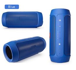 Wholesale Speaker Subwoofers - Portable Charge 2+ Bluetooth Speakers Outdoor Wireless Bluetooth Mini Speaker Handsfree Built-in Powerbank 1200mAh HIFI Music Subwoofers