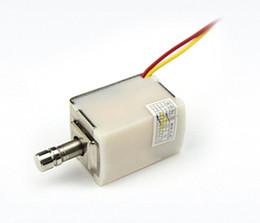 Стопорные болты онлайн-Оптовая продажа-Mini Electric Bolt Lock DC12V / Small cabinet Lock / электромагнитный электрический дверной замок для шкафа