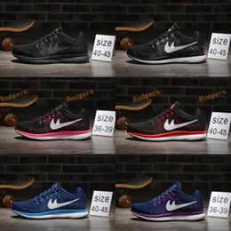 Wholesale Size 31 - 2017 Air Zoom Pegasus 34 running shoes for men women high quality sports shoes Pegasus 34.5 sneaker 31 , size us 5.5-11