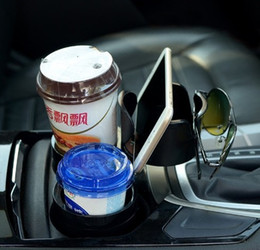 multi drink cup holders Australia - Car Cup Holder Organizer Universal Box Storage Sunglasses Drink Mobile Phone Multi Function Holders Coins Keys Auto Accessories