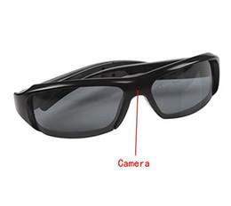 Wholesale Sunglass Spy Camera - HD 1080P Glasses Spy Camera Sunglass DVR Video Recorder Eyewear Hidden Sport DV Eyewear Cam With Retail Box