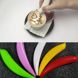 Wholesale Food Writing - Spice Pen Professional Mini Cake Coffee Easy Various Decorating Amazing New Spice Pen Finally Lets You Draw and Write On Your Food