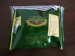 Wholesale pipe tobacco pouches - TOP collection plastic pouch Tobacco hand Rolling pipe smoking Cigarette GOLDEN VIRGINIA tobacco 500g lot collection plastic boxers package