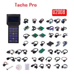 Wholesale Tacho Pro Plus Unlock - Hot Sell Tacho Pro 2008 July PLUS Universal Dash Programmer UNLOCK Tacho Pro Universal Odometer Programmer Tacho pro 07 2008