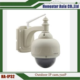 Caméra IP de détection de mouvement 720P étanche extérieur caméra sans fil IP 22 lumières led distance IR 15 M ? partir de fabricateur