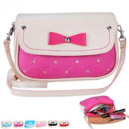 Wholesale Messenger Ups - Wholesale- Casual Women Shoulder Messenger Lingge Minimalist Fashion Cosmetic Bag Make up organizer bag High Quality New Style 2016