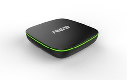 Wholesale Allwinner Android Box - 5PCS Allwinner H2 Quad-Core 4K H.265 2.4GHz Wifi 1080P HDMI IPTV Box R69 1GB 8GB Android TV Box