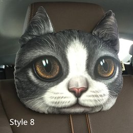 Wholesale Neck Support Pillow Cute - Cute Animal Pillow Cushions for Car Auto Travel with Soft Touch Feeling Head Neck Support Seat 171393708