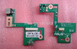 Wholesale Asus Power Board - Wholesale- NEW FOR ASUS N53 N53S N53J N53TA N53TK N53SM N53DA N53SL N53SN N53JG N53SV N53JN N53JF N53JQ DC POWER JACK SWITCH BOARD
