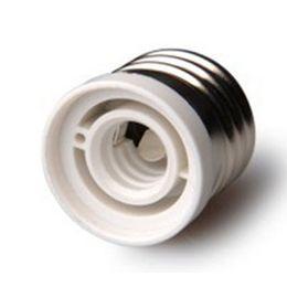 Wholesale E12 Candelabra - 5-Pack Light Bulb Socket Adapter Medium Base E26 to Candelabra E12 Screw Reducer Heatless And Long-lasting LED_80N